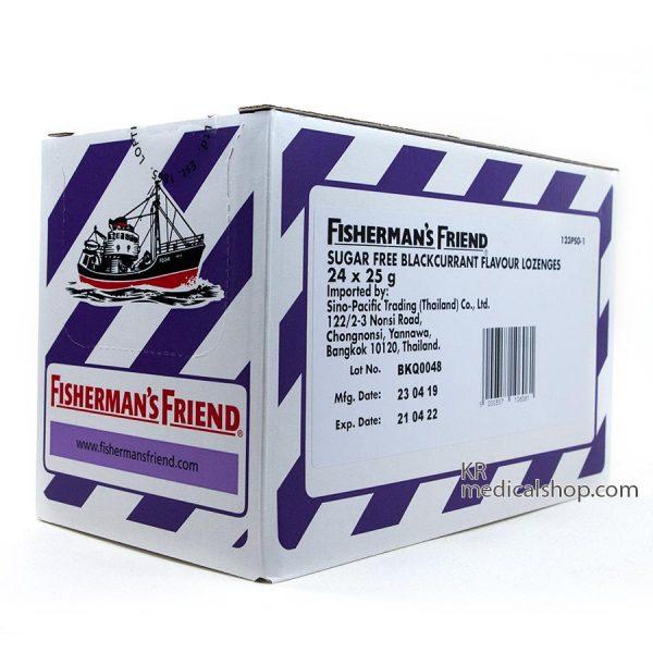 ฟิชเชอร์แมน,fisherman's friend,ลูกอม,ยาอมแก้เจ็บคอ