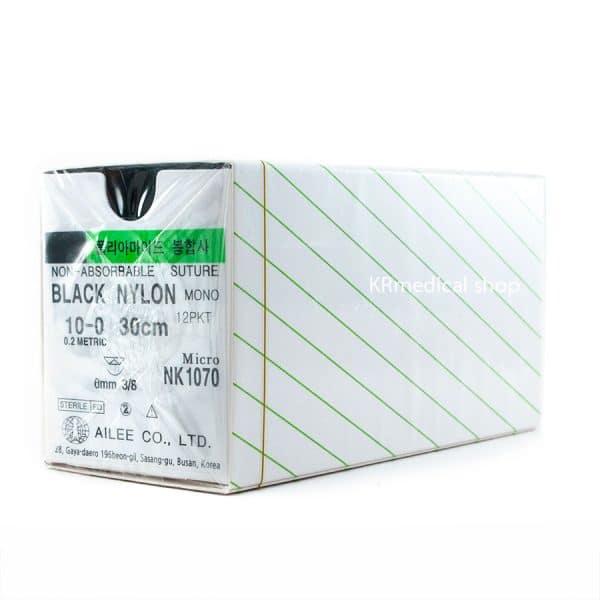 black nylon,ไหมเย็บแผล,ailee