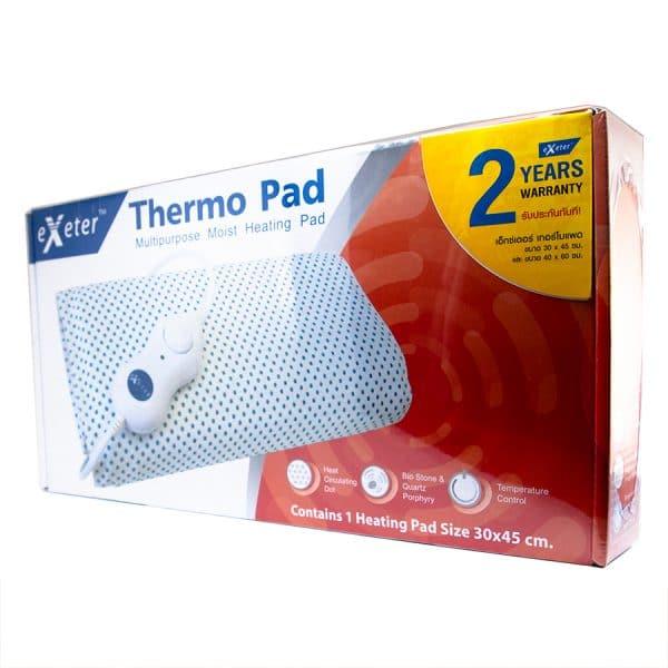 ถุงน้ำร้อนไฟฟ้า, Thermo pad